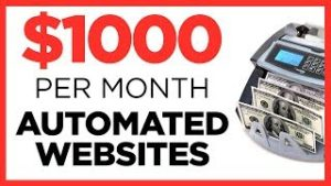 Earn Income with an Automated Website